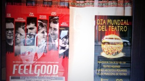 'Feelgood' y el Día Mundial del Teatro unidos por el destino.